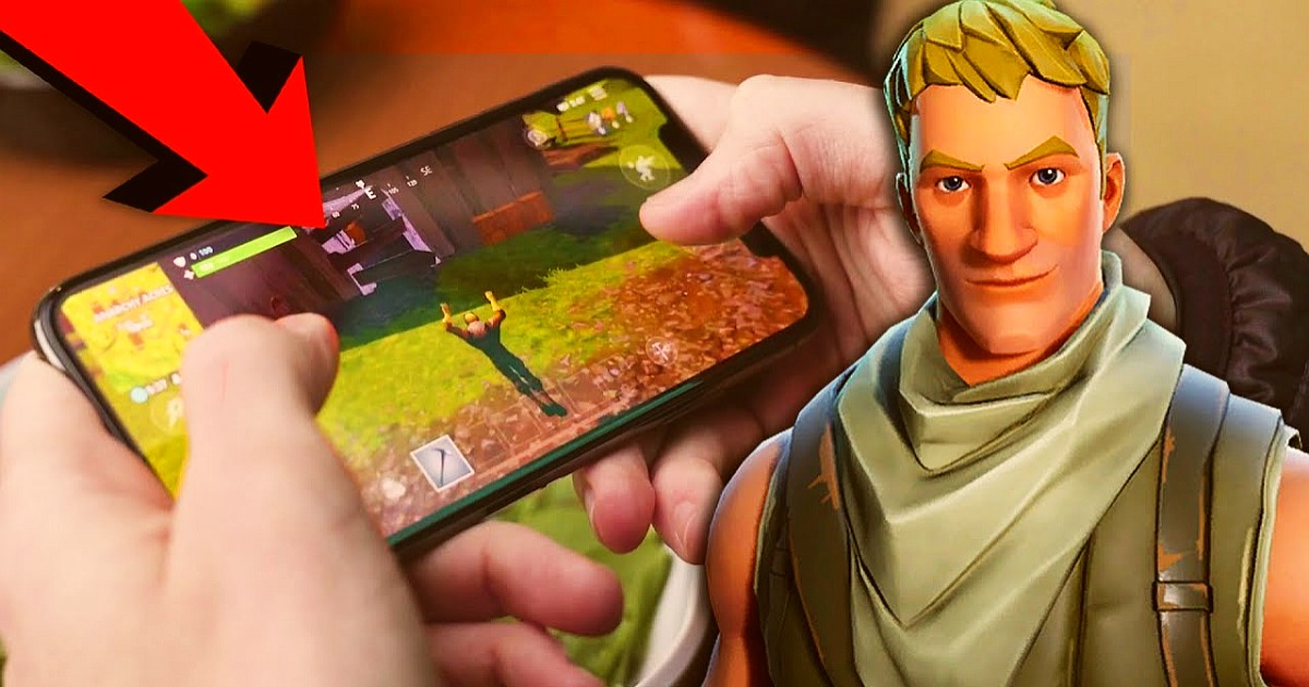 Download Fortnite Mobile for iPhone