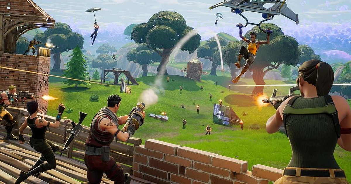 Download Fortnite for Playstation PS4