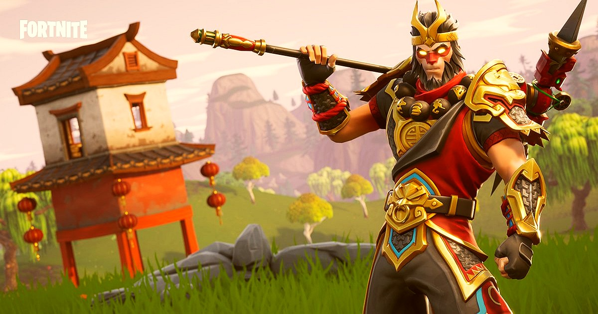 Fortnite Hero: Sun Wukong
