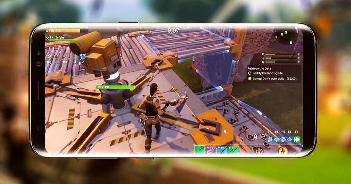 The Future of Fortnite for Android 2018