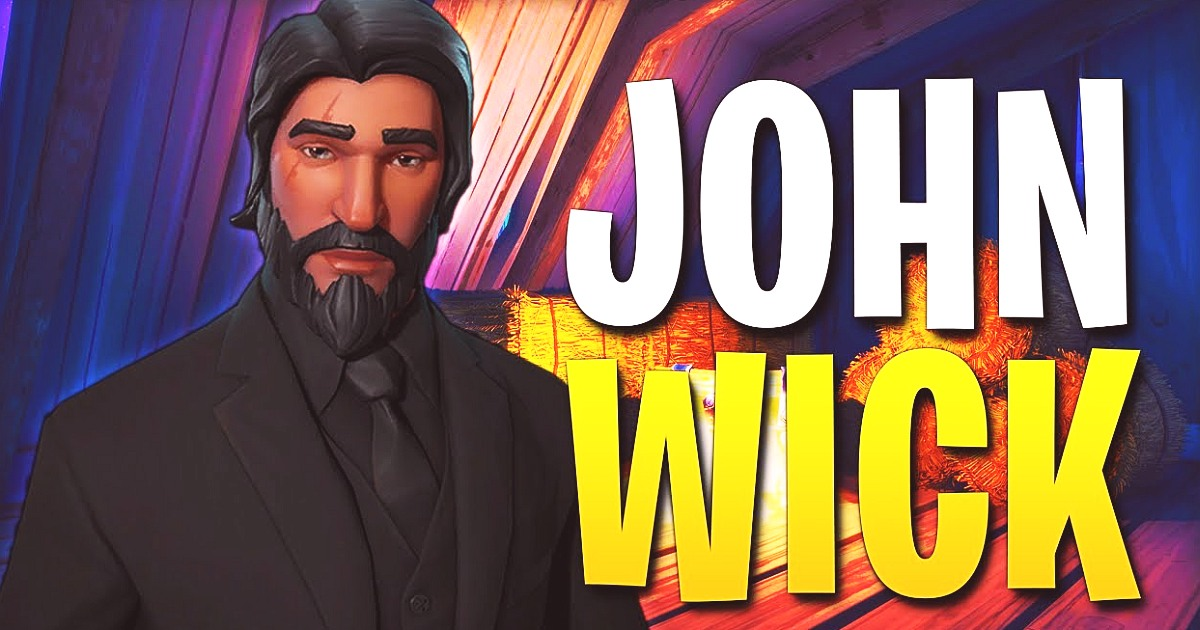 Fortnite Hero: The Reaper John Wick