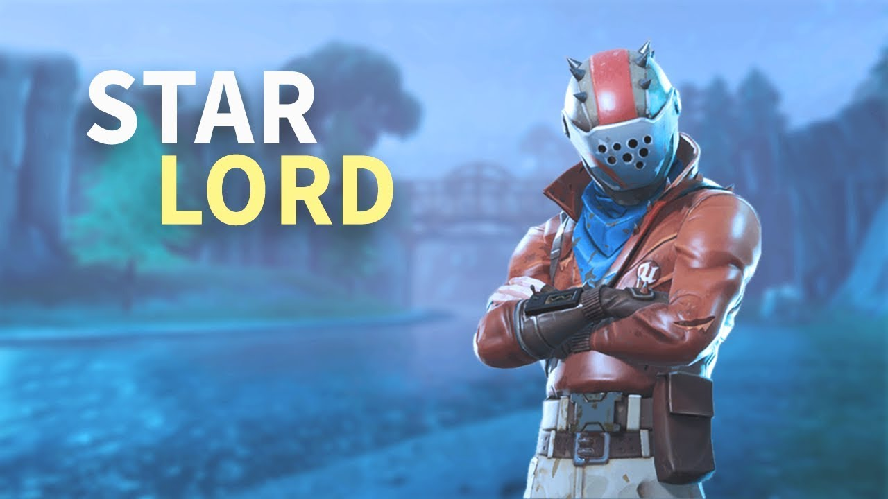 Fortnite Hero: Rust Lord/Star-Lord