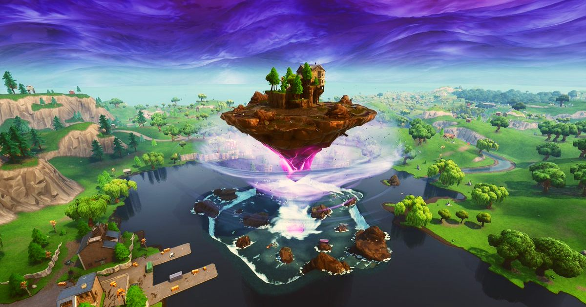 Loot Lake Island, The Island of Fortnite Starts its Journey